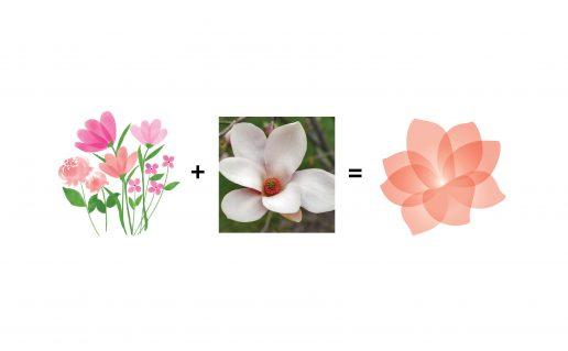 Bria Brand formula - Nature + Craft = Bria, Magnolia Gardens Redesign