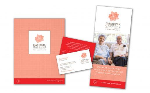 Magnolia Gardens Redesign — for Bria Communities by Backyard Creative