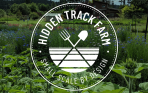 Hidden Track Farm Logo Design